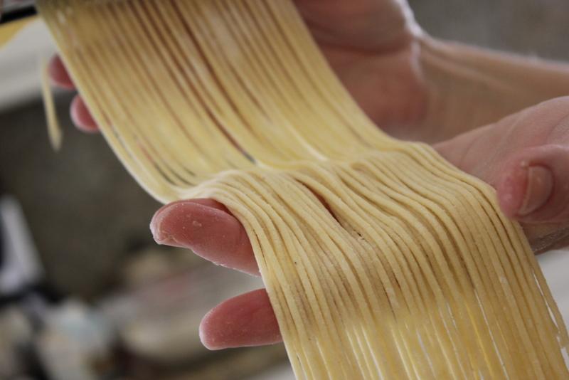 Fresh Gluten-Free Pasta | Alison, Fabulously Flour-Free - G-Free ...