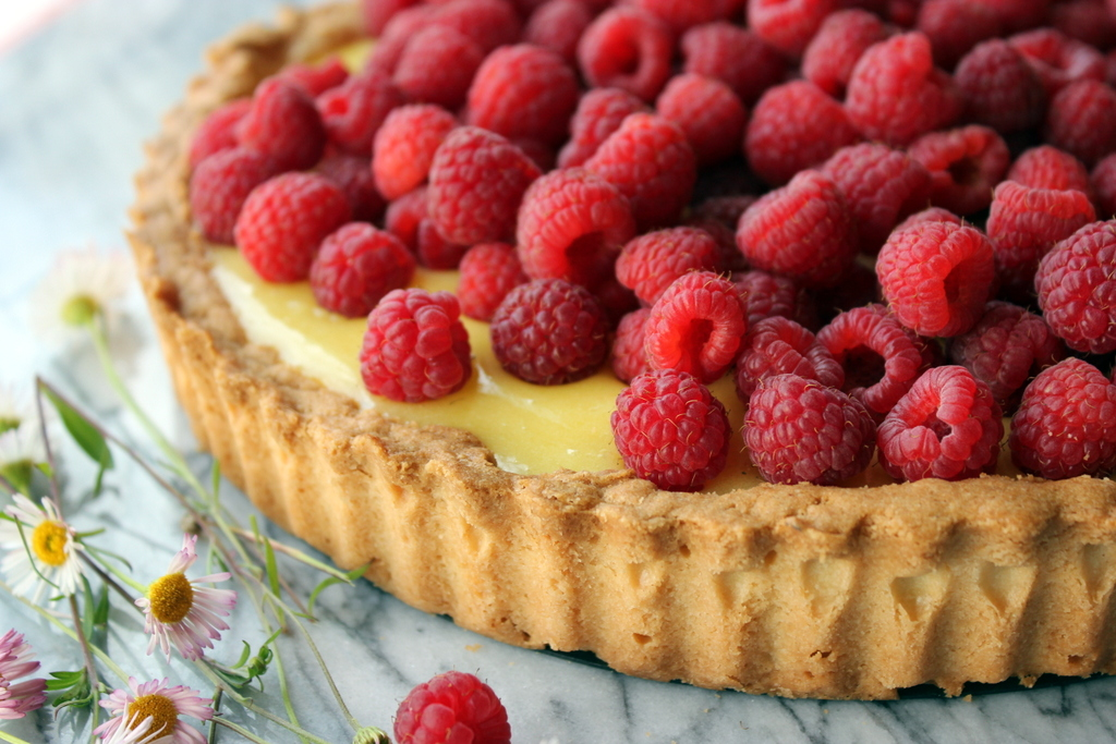 ... luscious berry lemon tart luscious berry lemon tart mixed berry