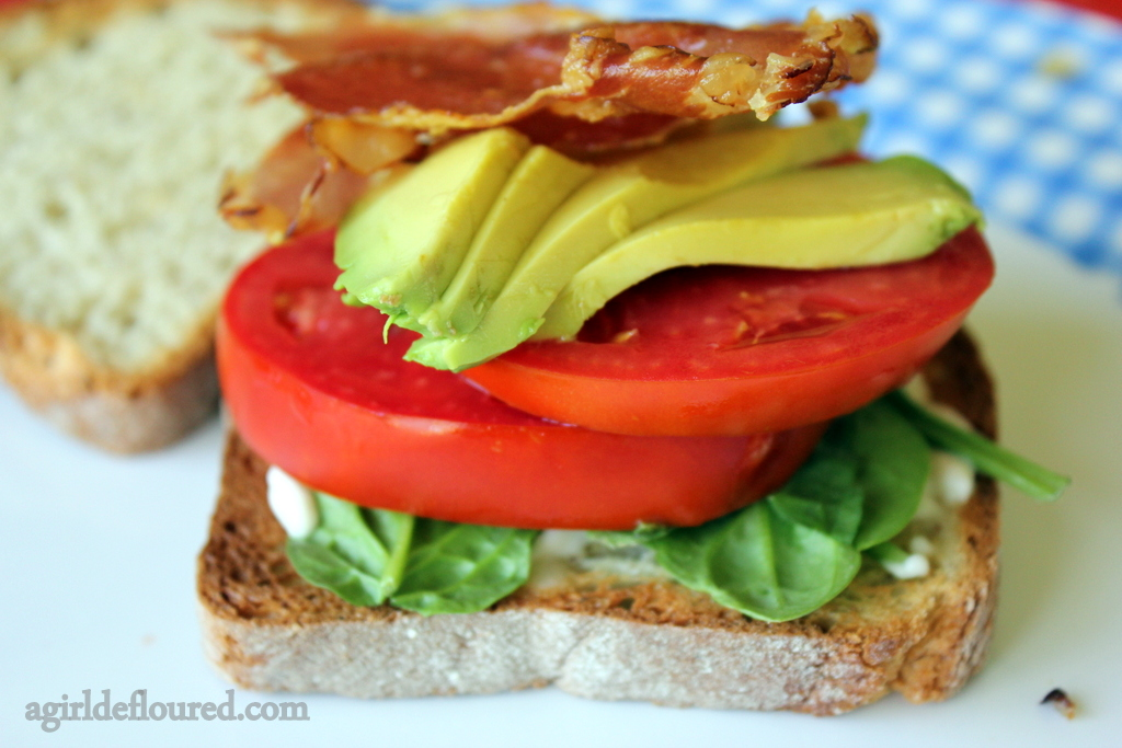 rev up your boring blt with some simple additions that are packed with ...