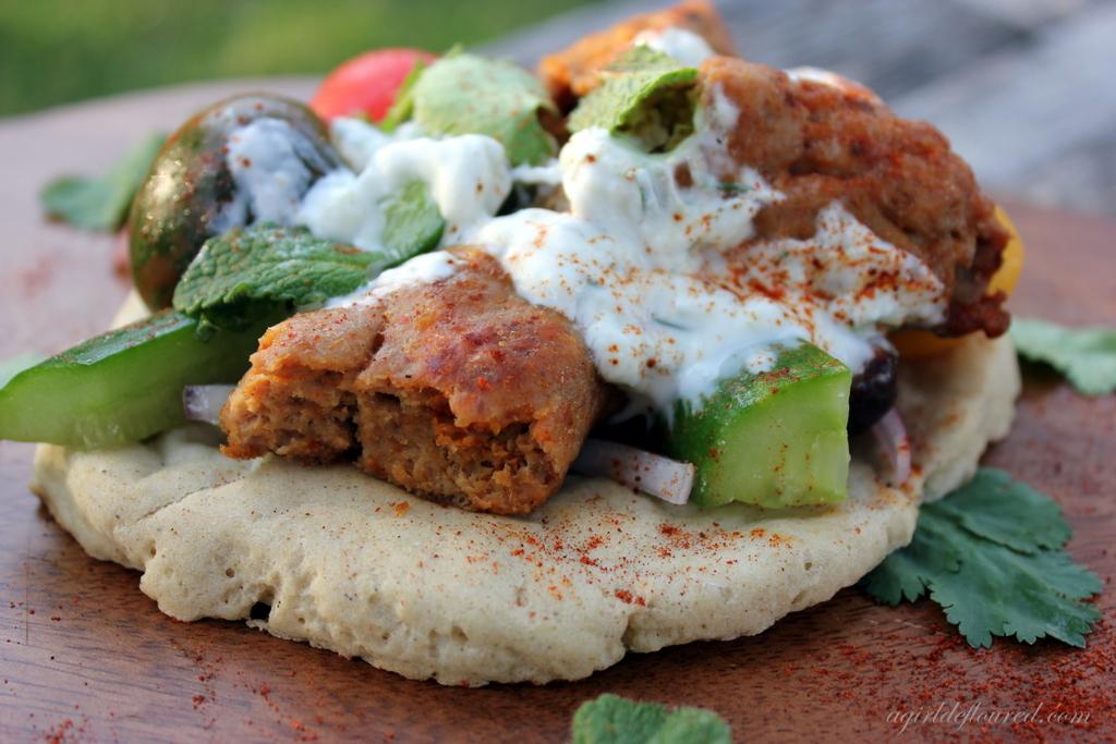 Turkey Kofta Kebab
