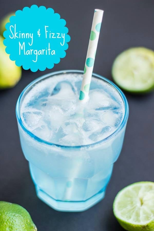 fizzy margarita