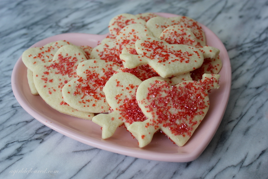Gluten-Free Soft Sugar Cookies