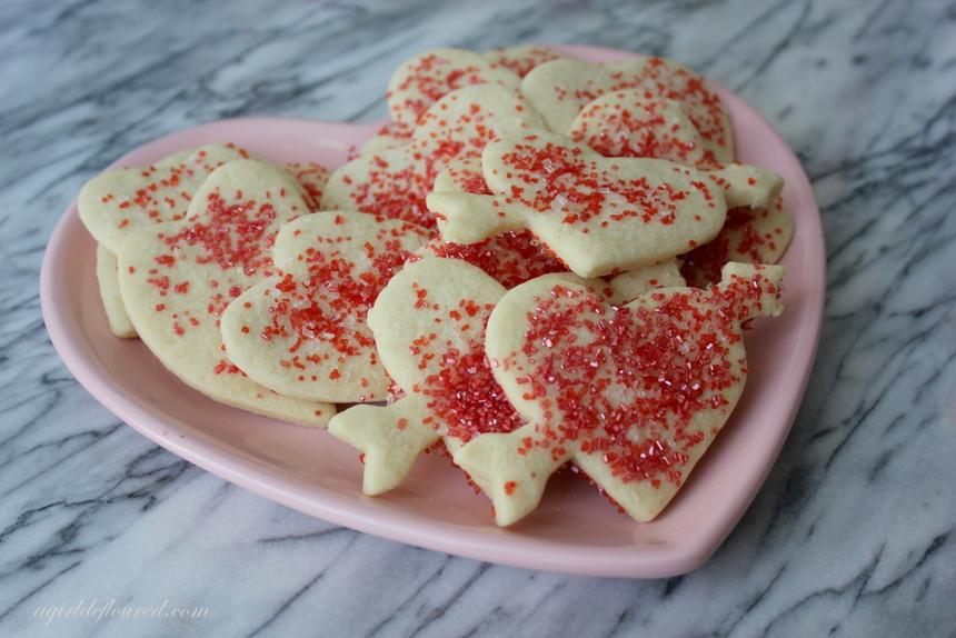 Gluten Free Soft Sugar Cookies