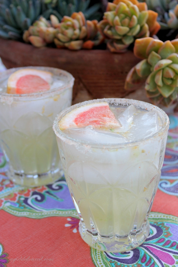 Paloma Picante Cocktail