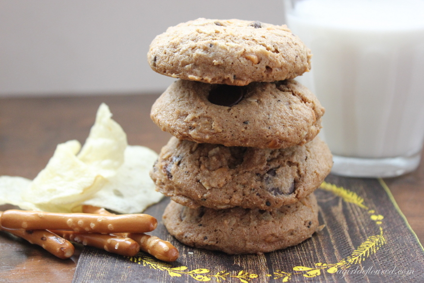 """Gluten-Free """"Compost"""" Cookies"""