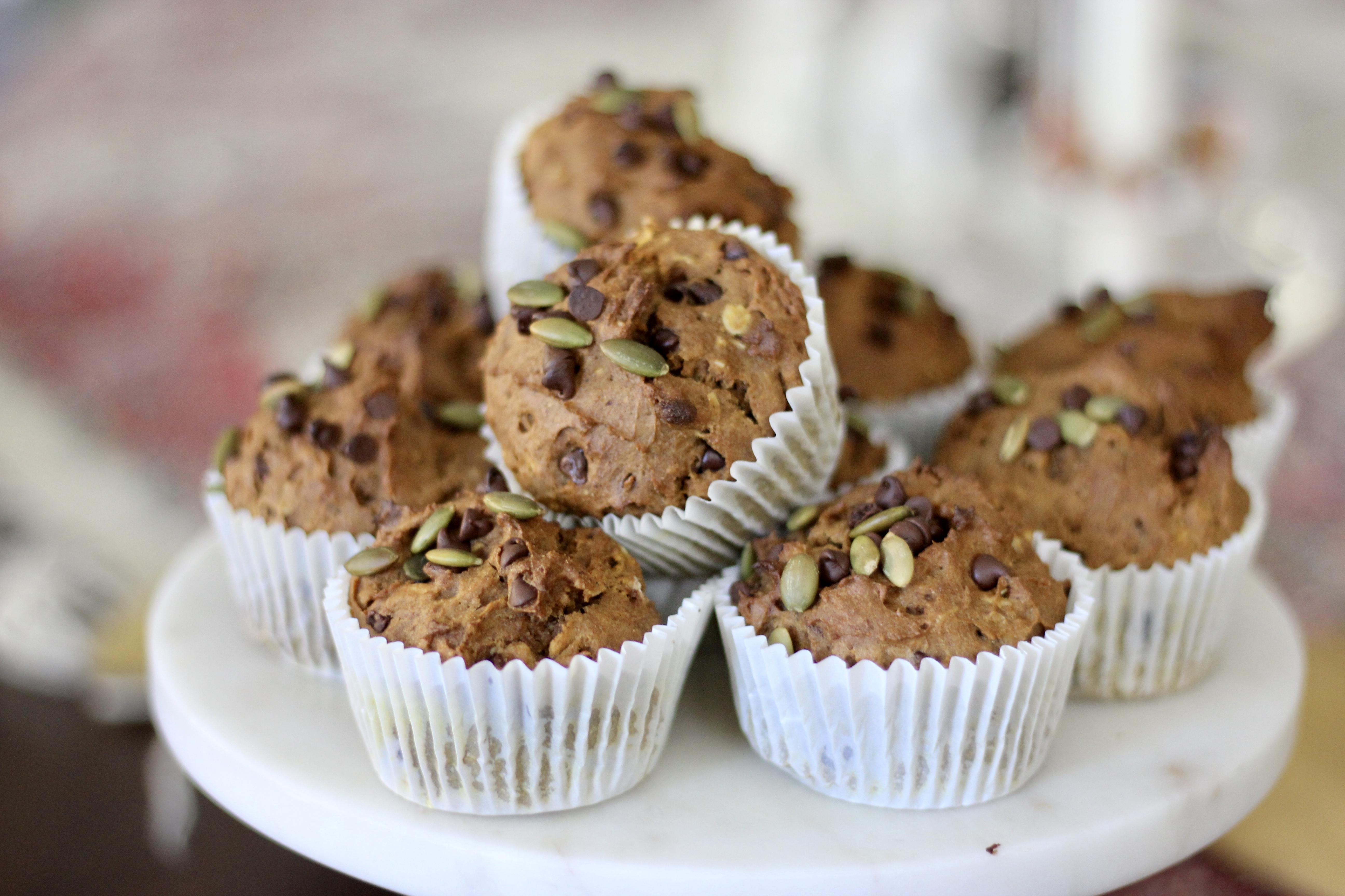Gluten-Free Healthyish Muffins