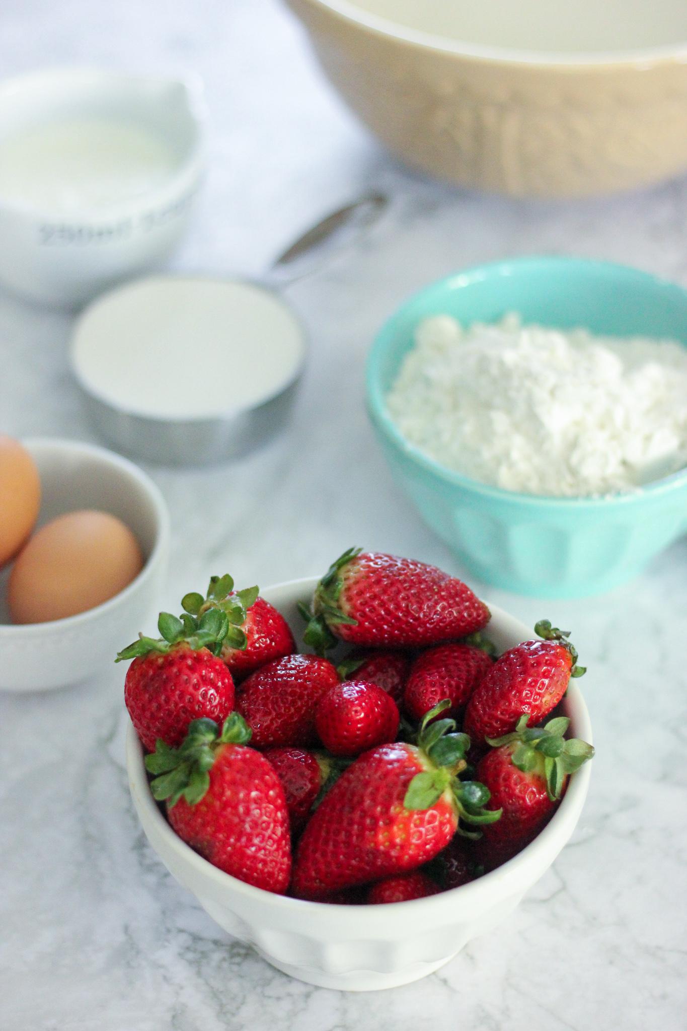 California Grown Strawberries