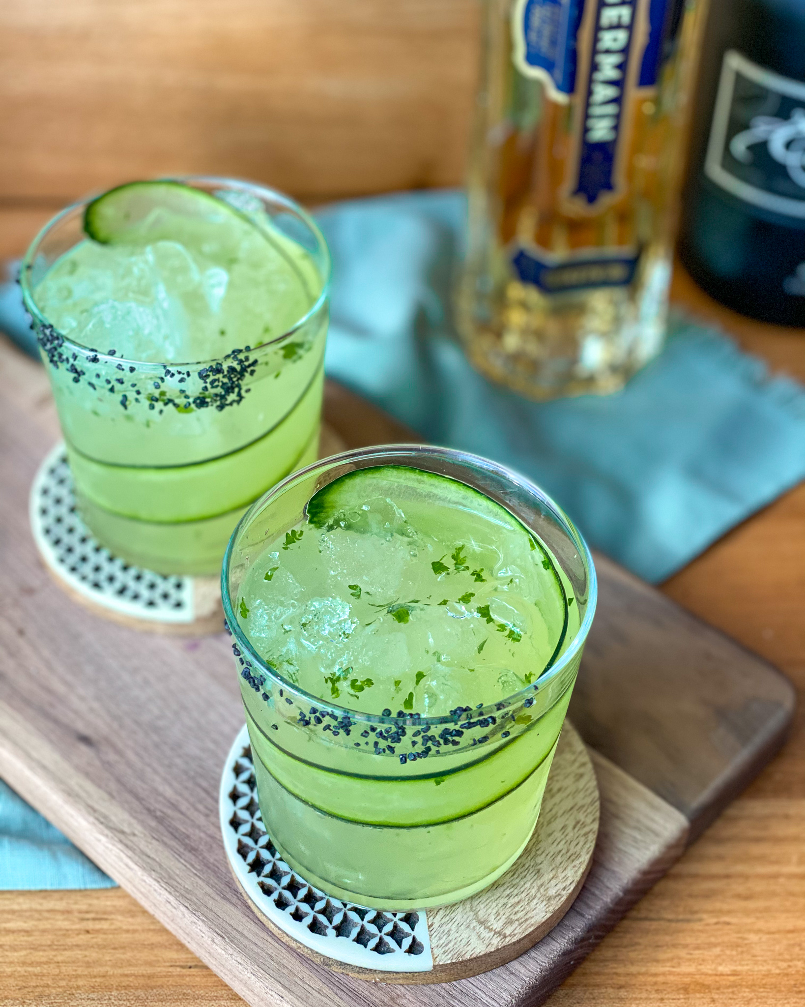 Cool, Floral, Spicy & Smoky - A Summer Margarita Glow Up