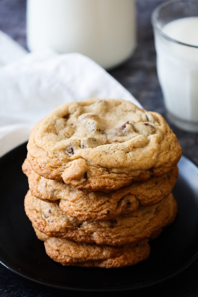 The best recipe for gluten free chocolate chip cookies
