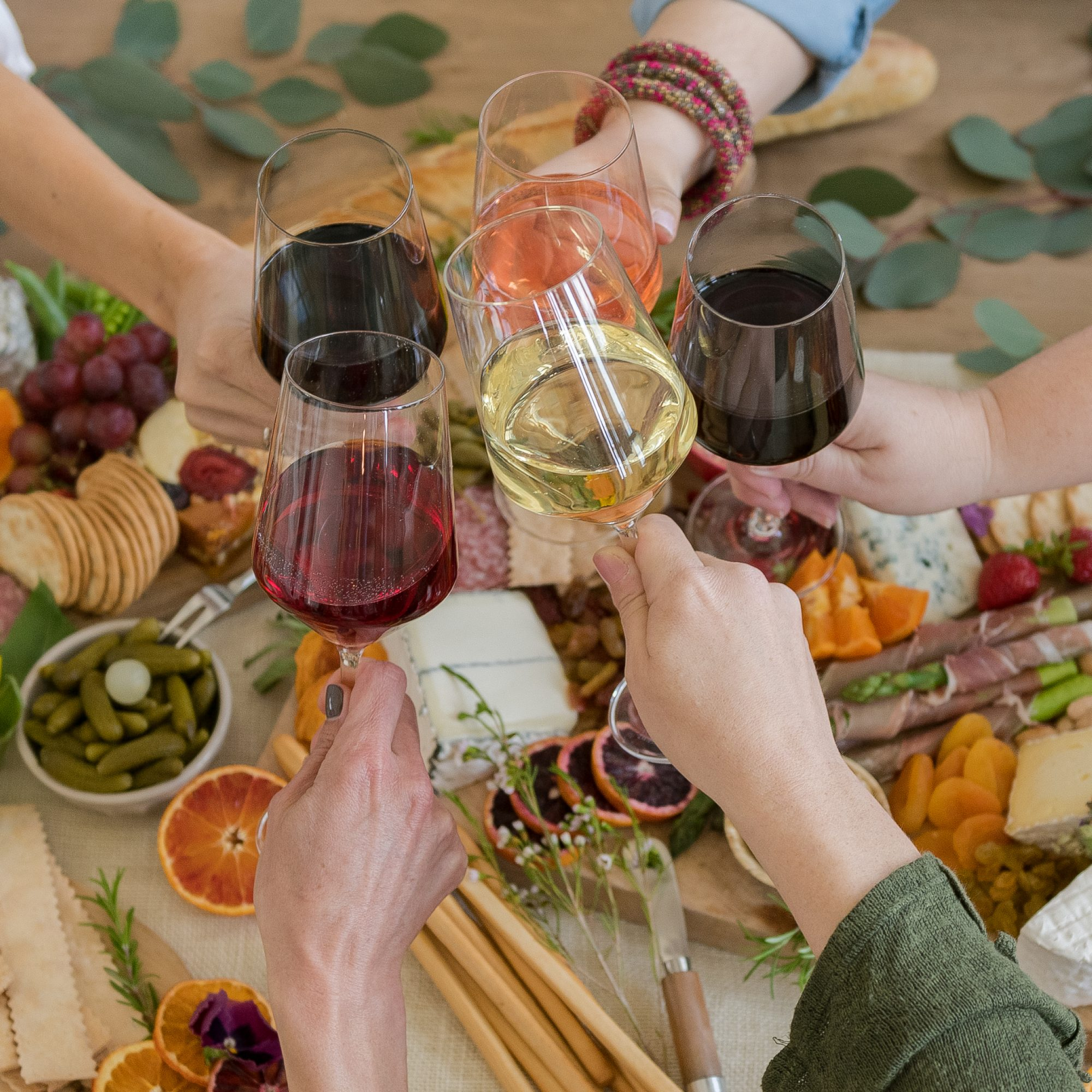 California Wines a Love Story
