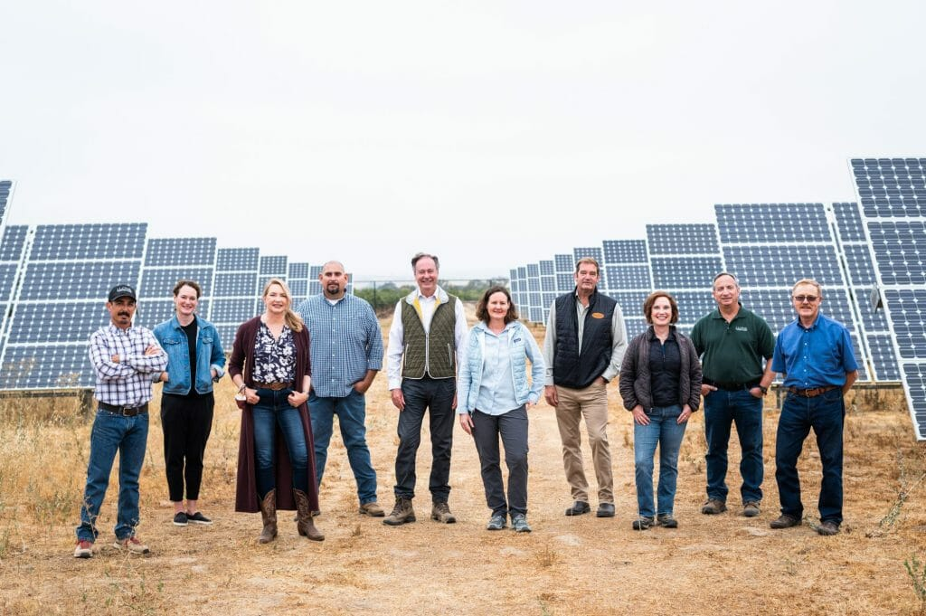 California Certified Sustainable Winery